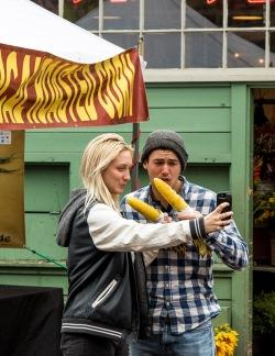 Corny Selfie