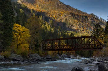 Wenatchee River Trestle
