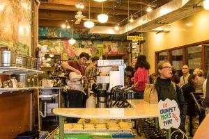 The Crumpet Shop