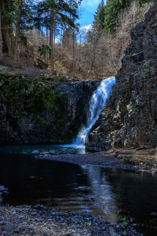 Untanum Falls